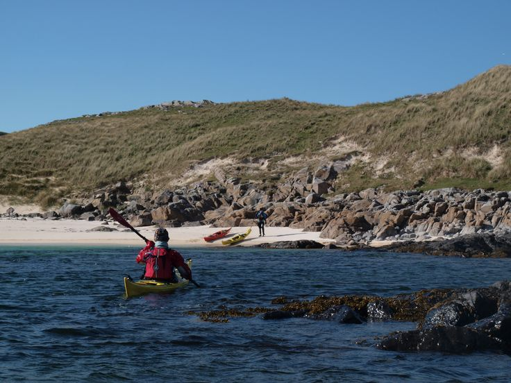 Sea Kayaking Holidays in the Hebrides & West Coast of Scotland
