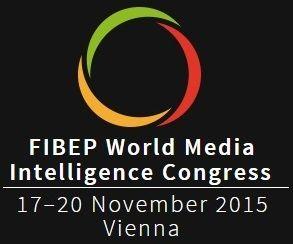 Don't miss the 47th FIBEP World Media Intelligence Congress in Vienna, 17-20 November 2015