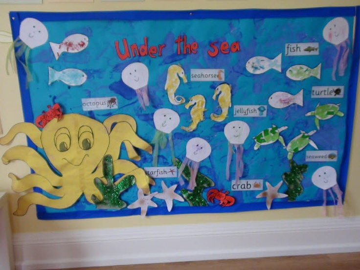 Classroom Display Ideas Under The Sea ~ Under the sea classroom display photo gallery
