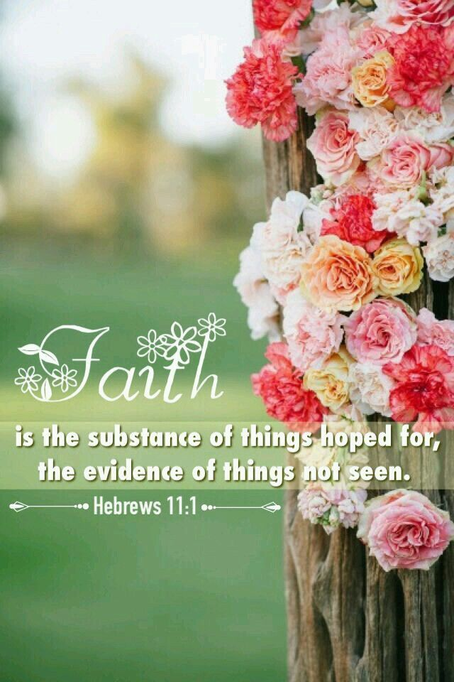 But without faith it is impossible to please (GOD): for he that cometh to God must believe that God is, and that God is a rewarder of them that diligently seek Him. Hebrews 11:6 (KJV) - {DM}