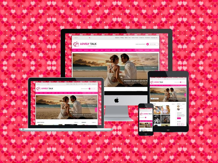 25 Best WordPress Dating Themes