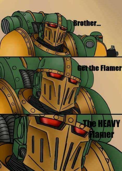 Get it now!!! | Warhammer/40k | Warhammer 40k memes, Memes ...