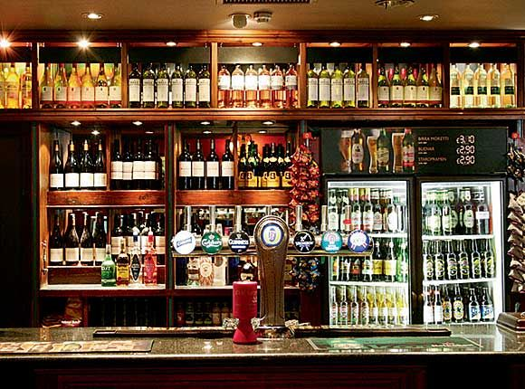 Images Of Back Bars | Easy On The Eye: A Back Bar Should Be