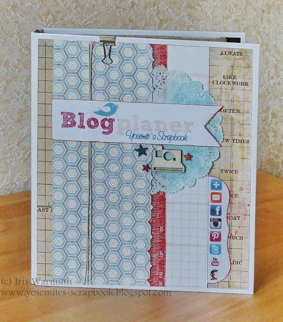 Yosemites Scrapbook: Ein Bloggerleben