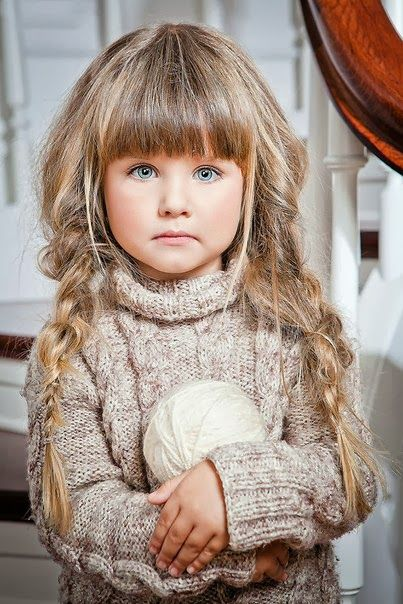 ALALOSHA: VOGUE ENFANTS: NEXT up model Tatiana for winter issue Child Model magazine