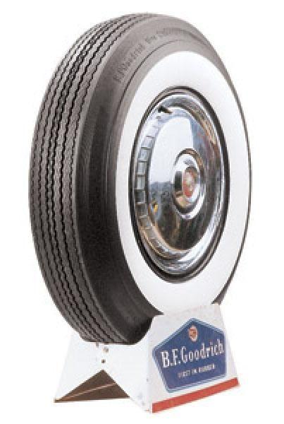 new bfgoodrich inch whitewall tubeless tire