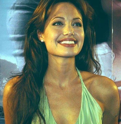 Imagem de 90s, Angelina Jolie, and brad pitt                              …