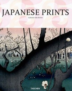 Japanese Prints (Gabriele Fahr-Becker) (Hardback) Kniha