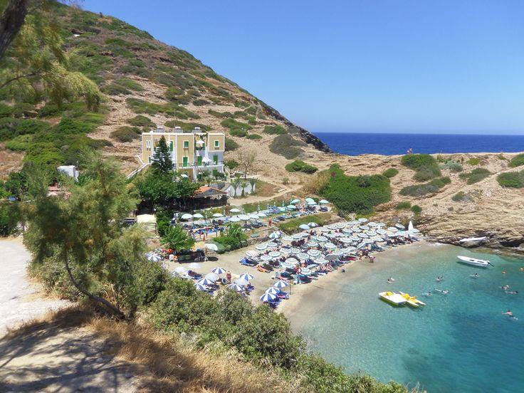 Sommerbillede fra min tredje Kretarejse :-) Taget i sommerferien 2014.