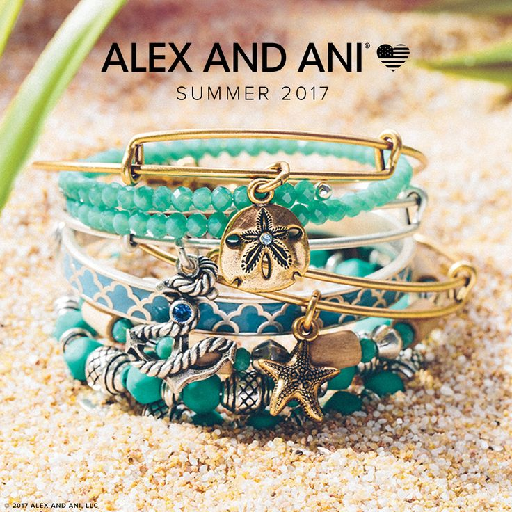 It's #Summer!  Stop in Stambaugh Jewelers and check out the largest selection of Alex and Ani bracelets in the tri-state area!