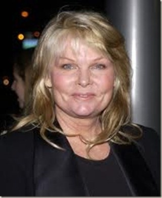 "Cathy Lee Crosby -- (12/2/1944-??) TV & Film Actress, Hostess, Game Show Panelist. Movies -- ""The Laughing Policeman"" as Kay Butler, ""Wonder Woman"" as Diana Prince, ""Coach"" as Randy Rawlings, ""The Dark"" as Zoe Owens, ""World War III"" as Maj. Kate Breckenridge, ""When the Cradle Falls"" as Joan Hollins, ""A Memory in My Heart"" as Lynn Wyman, ""Final Run"" as Sandy Holmestead and ""Ablaze"" as Elizabeth Sherman. She was a panelist on ""Hollywood Squares""."
