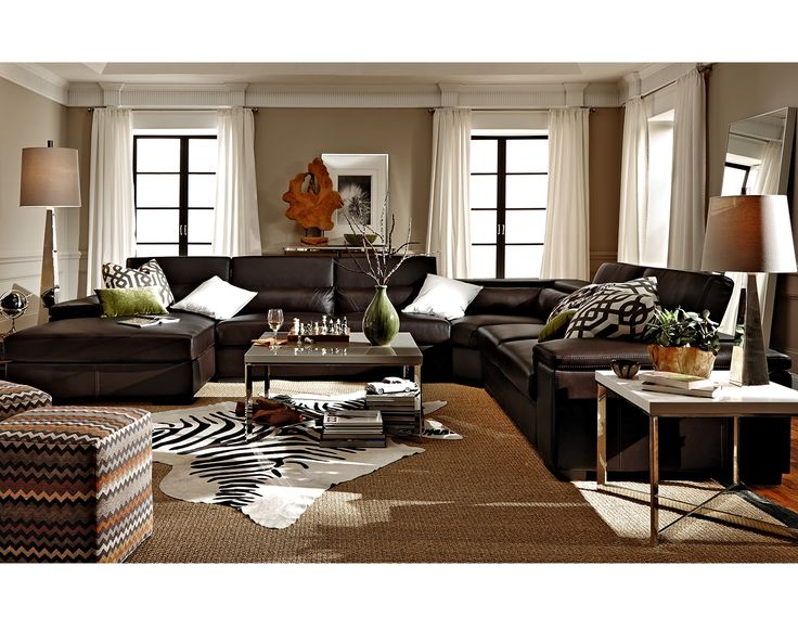 The Ventana II Collection | Value City Furniture · Living Room ... - 187 Best Images About Industrial City On Pinterest Reclining