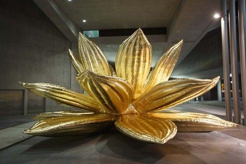 Che l'arte pubblica sia roba da musei? Per tre giorni il Maxxi porta un'opera monumentale del coreano Choi Jeong-hwa nel centro di Roma, a Piazza San Silvestro