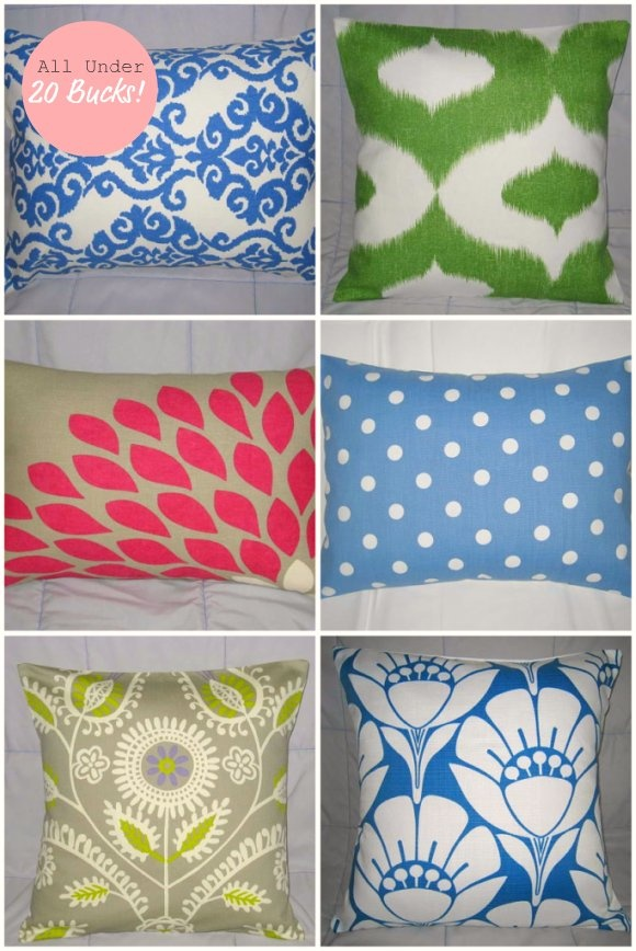 throw cushions colour etsy