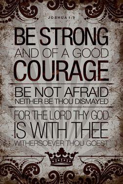 : Favorite Bible Verses, Inspiration, Quotes, Faith, God Is, Jesus, Joshua 1 9, Joshua 19, Be Strong