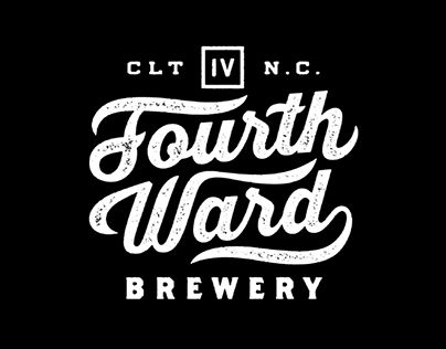 Brand and Identity for start up brewery in Charlotte, NC. The brewery was conceived as a nano-brewery. The concept was to create a brew in the heart of Charlotte that would be served exclusively at the brewery itself. It was to be very destinational and i…