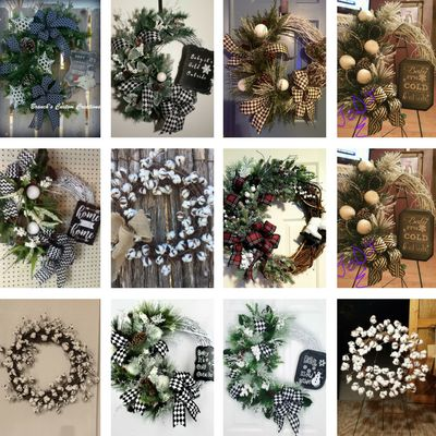 Wreath Making of the Month Club