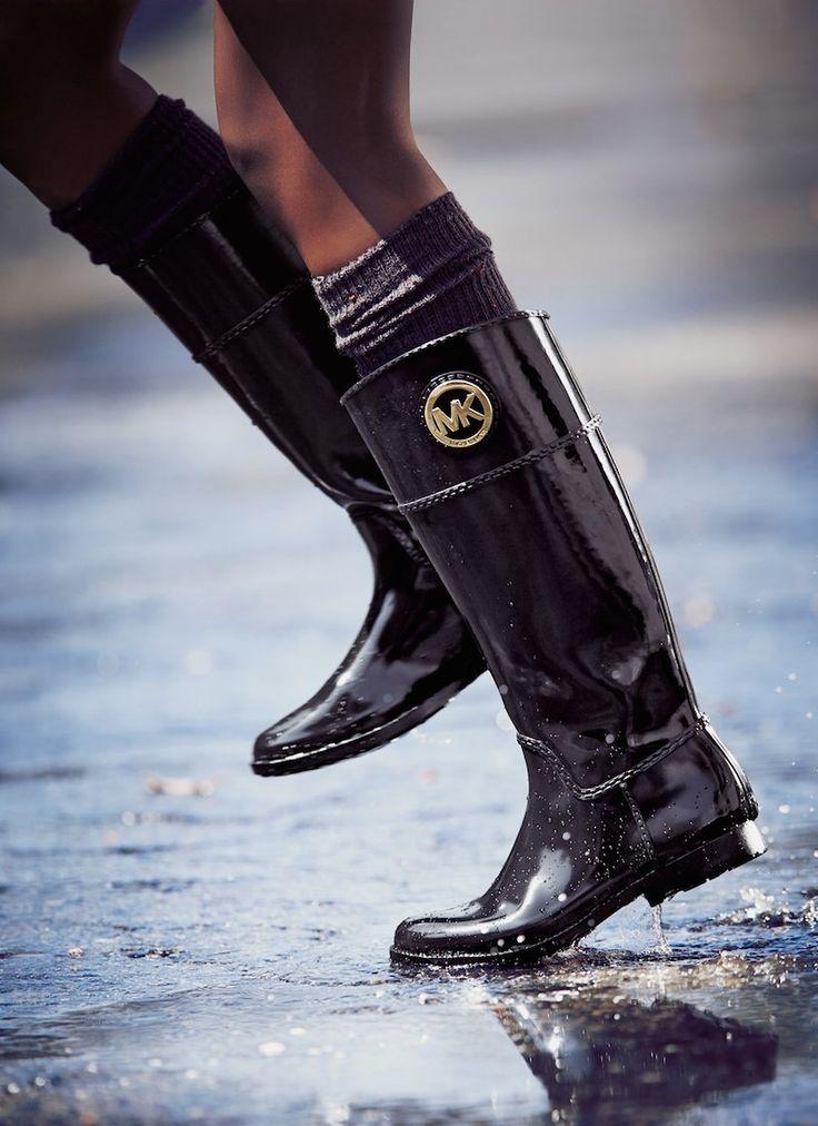 MICHAEL Michael Kors Stockard Rain Boot just got mine