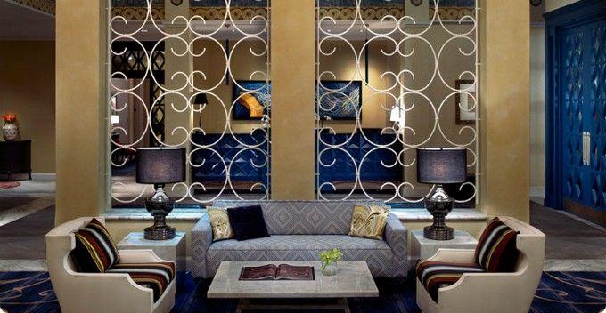 Top 5 Trendiest Hotels of 2015   Hotel Interior Designs