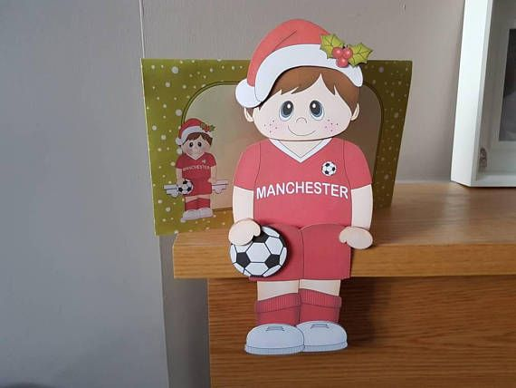Check out this item in my Etsy shop https://www.etsy.com/uk/listing/569803145/manchester-football-christmas-card