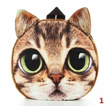 3D Cartoon Dog Cat Face Pattern Women Backpack Animal Schoolbag //Price: $11.18 & FREE Shipping //     #handbagwithbow  #handbagwithcompartments  #handbagwithoutsidepockets  #handbagwithwheels  #handbagsale  #handbagyellow  #handbagforsale  #handbagfo women  #backpackonsale  #backpackbestprice  #backpackcheap  #backpackforwomen  #crossbodybag  #crossbodybagtobuy  #crossbodybagreviews  #mycrossbodybag