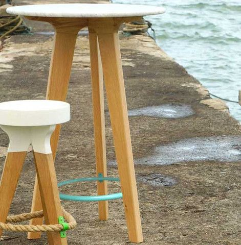 Boatshed Bar Table - Complete Pad ®
