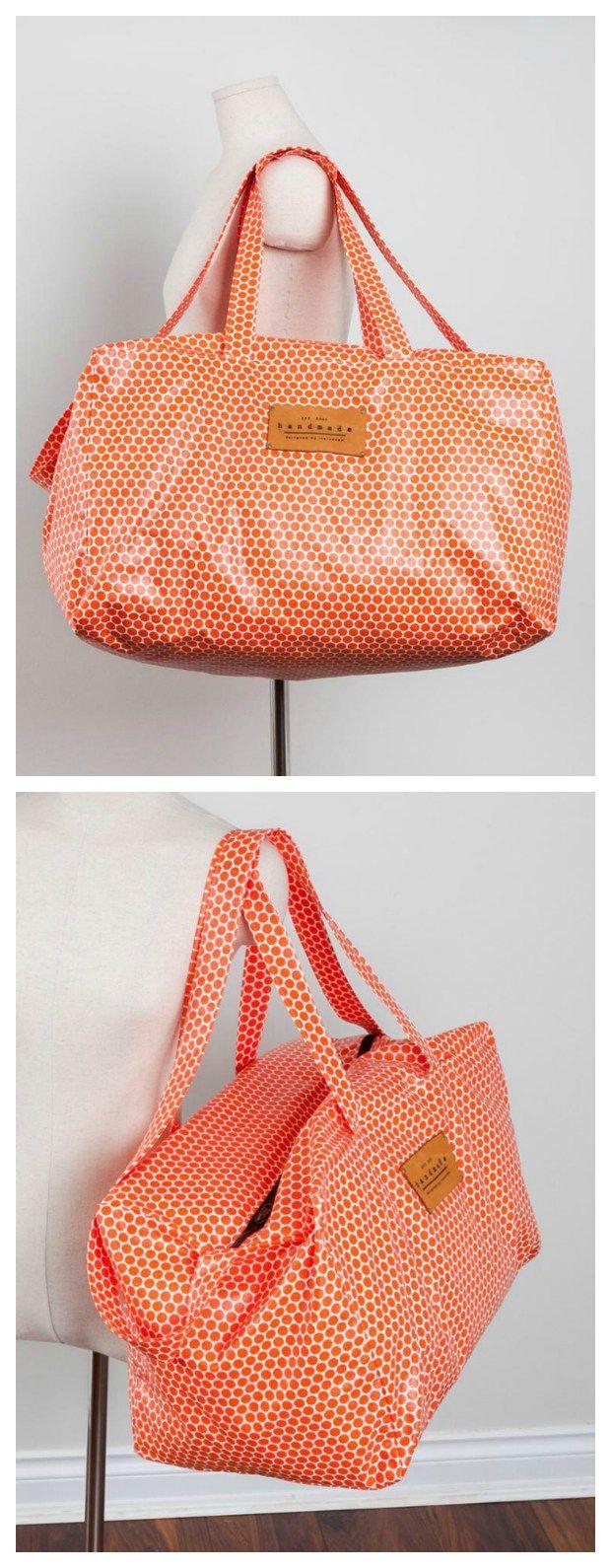 The Sharon Bag FREE pattern