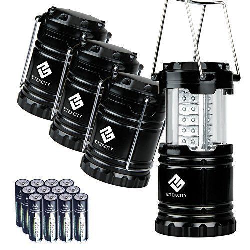 Etekcity 4 Pack Portable Outdoor LED Camping Lantern with - http://freebiefresh.com/etekcity-4-pack-portable-outdoor-led-review/