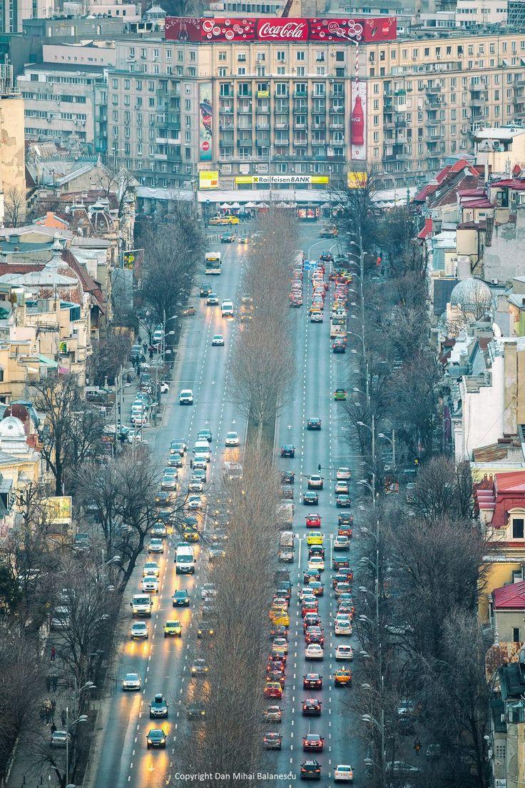 #Bucharest #bigcity #Romania #bsu2k17 #boulevard