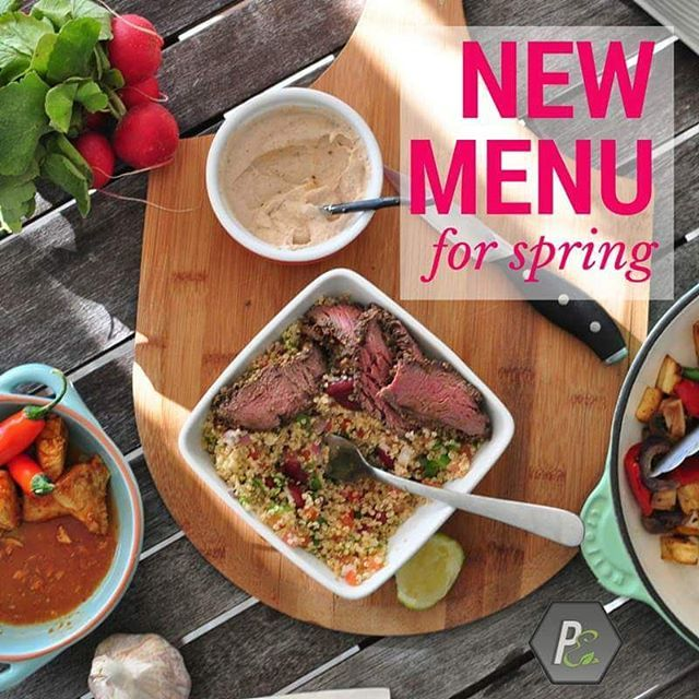 NEW Menu for Spring! We are so excited to bring you our new Spring menu. It's packed full of amazing meals and flavours. We know you are going to love it as much as we do!  #new #spring #menu #performance #eating #performanceeating #goldcoast #springmenu #healthyliving #eatgoodfood