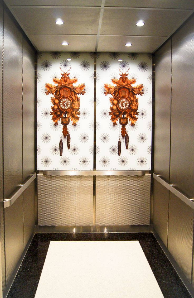 Eye Catching Custom Elevator Interiors Maintain Fresh Made Quality At Historic Landmark Building In Minneapolis