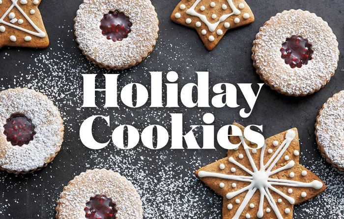 Chatelaine Holiday Cookies