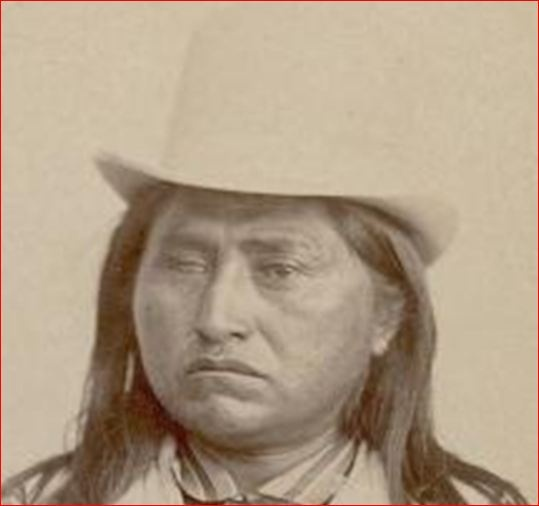 Unidentified Apache