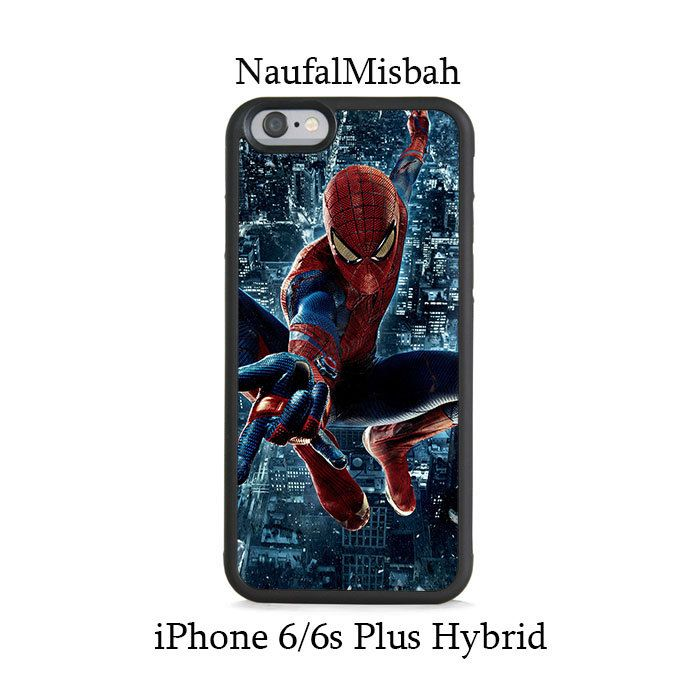 Spiderman iPhone 6/6s HYBRID Case Cover