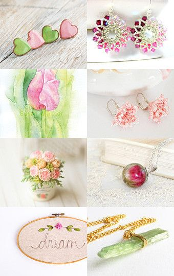 Spring ♥ 52 by Andrea on Etsy--Pinned with TreasuryPin.com