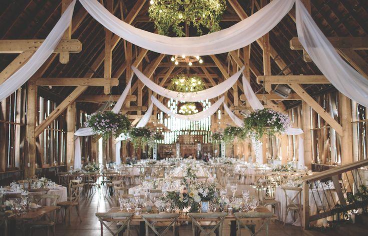 Breathtaking Barn Wedding with Pistons Star Bill Laimbeer💍