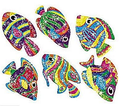Our Back-to-School Beach Favorite!  #6- LOTS and LOTS of FISH Stickers  See the full list at http://paradisenewsfl.com/the-magazine/only-online/1008-back-to-school-in-beach-style.html