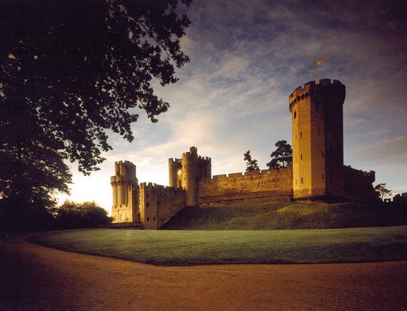 Warwick castle is supposed to be great - lets do this one!