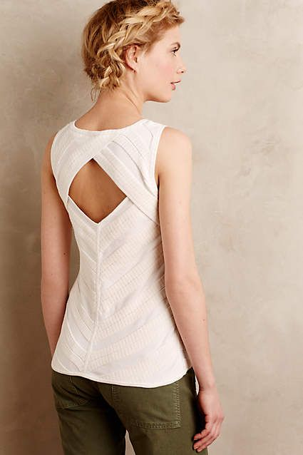 Raisa Tank - anthropologie.com