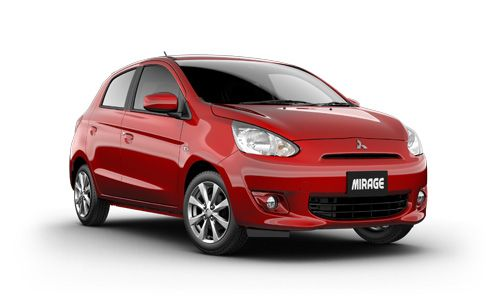 John Oxley Mitsubishi - Mirage Hatch