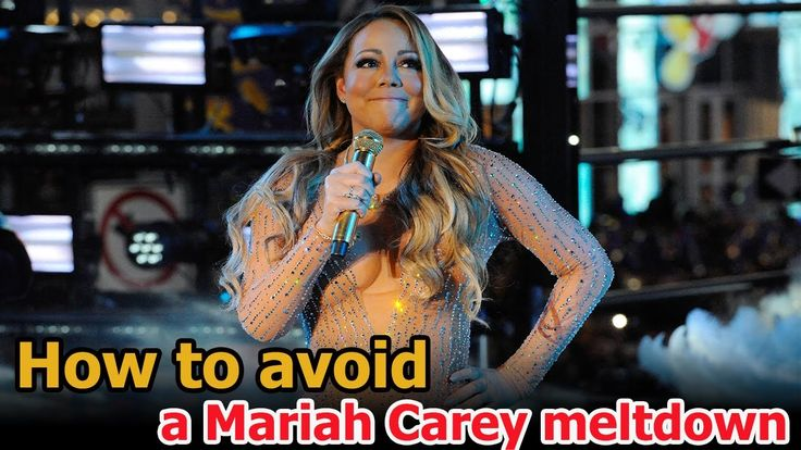 Mariah carey new years eve song   mariah carey new year   How to avoid a...