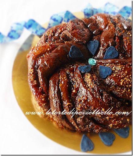 Le Torte di Pezzettiello e non solo...: Torta brioche al cacao