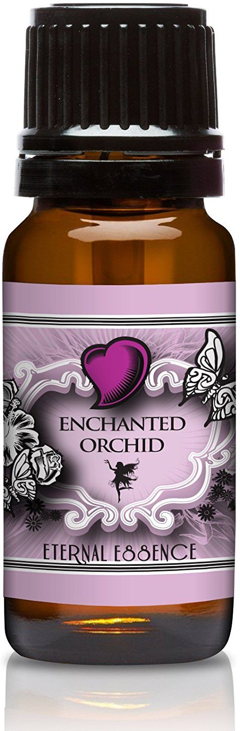 Enchanted Orchid Premium Grade Fragrance Oil - 10ml - Scented Oil >> Unbelievable  item right here! : rose essential oil