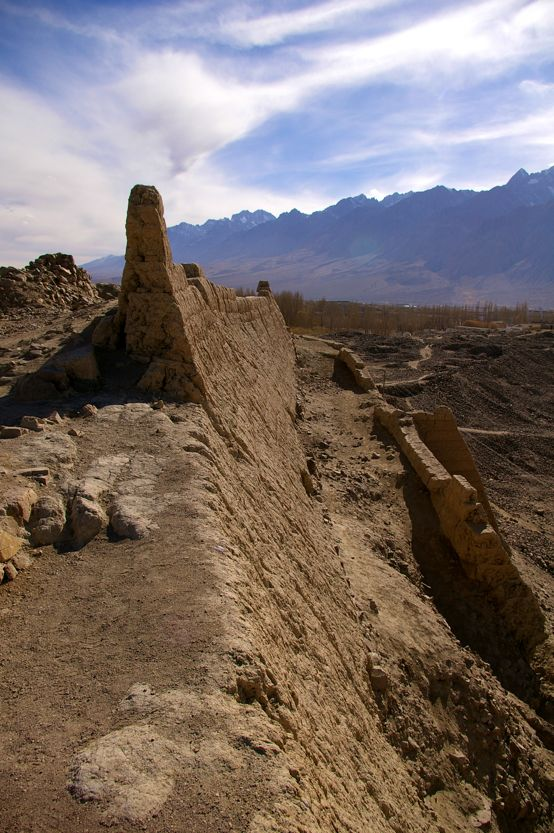 In a high mountain valley in the Pamir Range, an ancient Stone Fort was once a welcome stop for caravans traveling from India to China on the Silk Road. The old stone walls of the fort are in the town of Taskurgan in China's far western region of Xinjiang near the border with Pakistan.