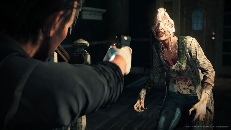 The Evil Within 2 has deeper upgrade and crafting systems: The Evil Withingave protagonist Sebastian Castellanos a handful of different…