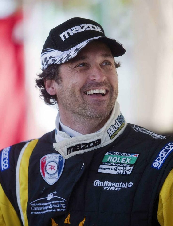 patrick dempsey | Actor Patrick Dempsey to join Mazda in Le Mans