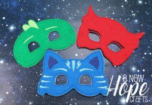 PJ Masks Birthday Party Ideas and Themed Supplies | Birthday Buzzin