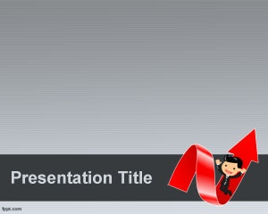 Small business success PowerPoint template
