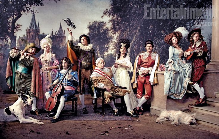 Cast Reunions 2012: 'Arrested Development': The photo you've been waiting years to see