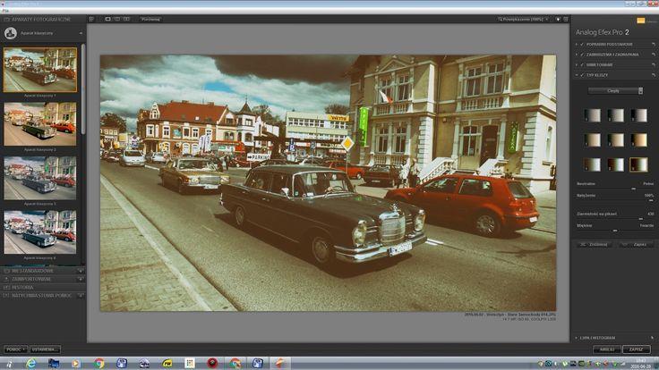 Hardware & Software: Analog Efex Pro 2